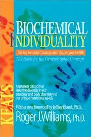 individualidad bioquímica
