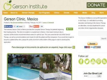 Clinica Gerson