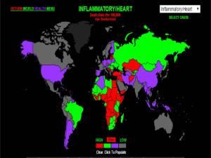 cardiopatías: mortalidad