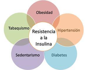 insulina glucosa modelo diabetes síntomas