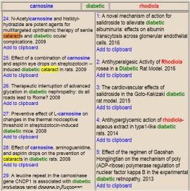carnosine-cataract-diabetic-rhodiola
