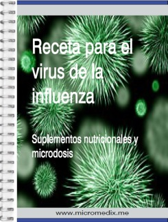 portada receta influenza sin 3D