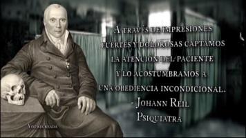Declaración de Johann Christian Reil