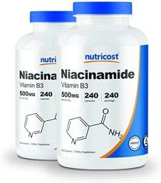 niacina vs niacinamida